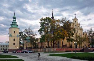Atrakcje turystyczne Kielc są bardzo urozmaicone