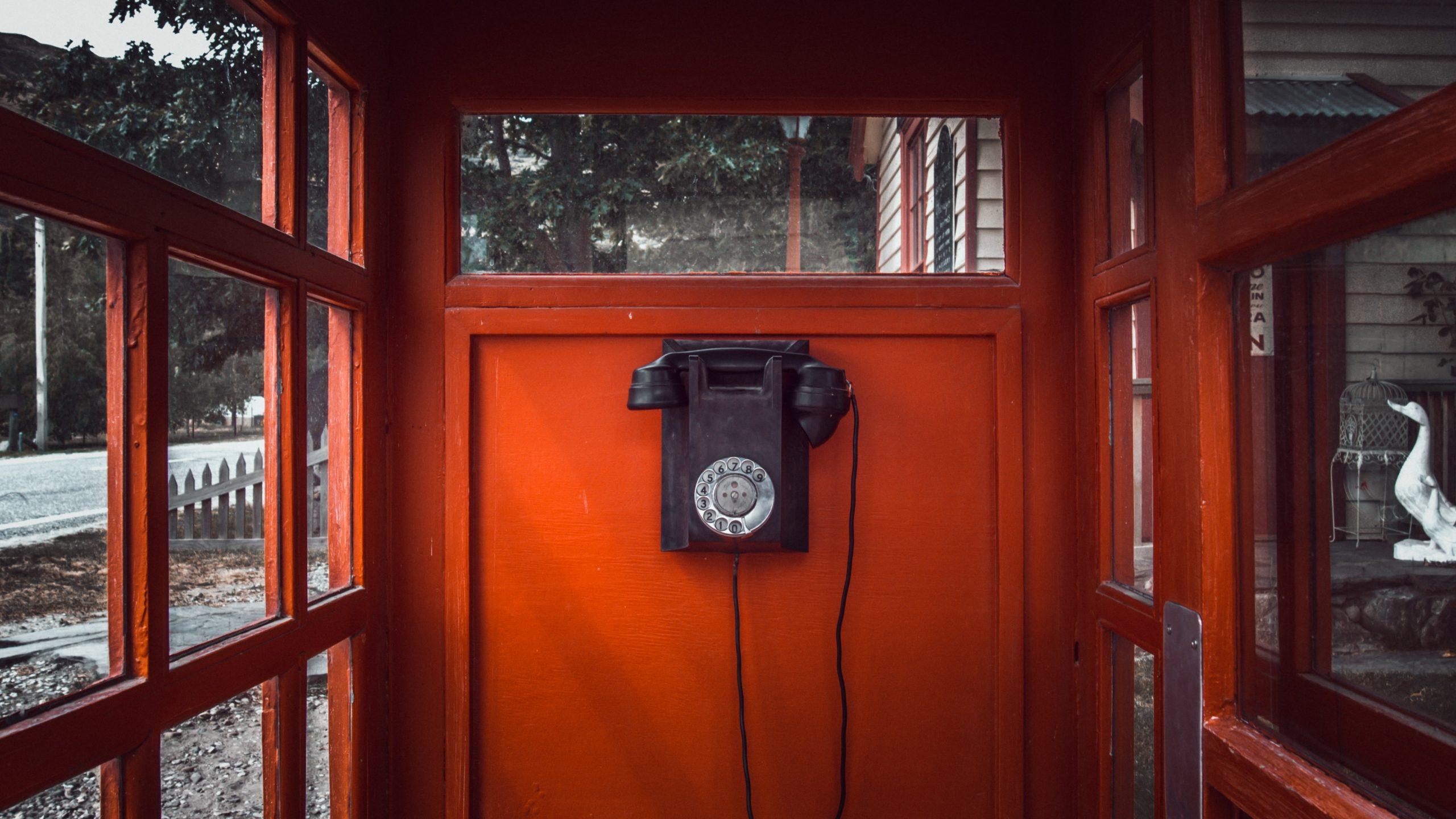 Urząd miasta szuka budki telefonicznej. Do czego będzie służyć?
